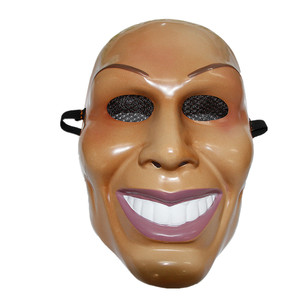The Purge Resin Mask Own Movie Top Quality Halloween Cosplay Party Prop x10034