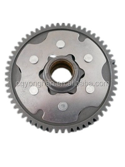 Factory Sell GS125 Motorcycle Clutch Driven From China, Motorcycle Clutch Parts