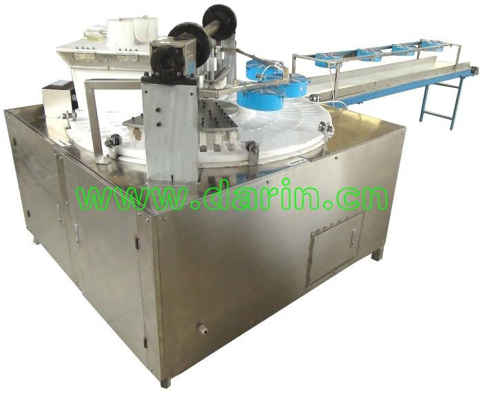 Round Shape Snack Cake/Rice Cake Making Machine