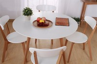 high gloss extention dining table designs four chairs and chair set