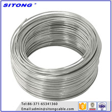 Factory direct sale high carbon 10 gauge galvanized steel wire