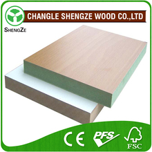 ISO certification cheap price poplar marine laminated mdf board