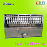3D Model Machine Unit Cube Ice Making Machinery for Sale