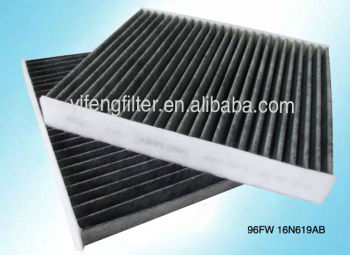 Cabin Filter 96FW16N619AB for Ford Fiesta, Street KA, Puma