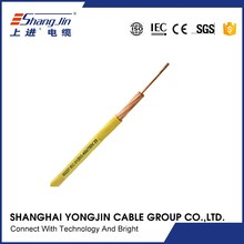 Types of Electrical Wires and Cables Decorative Lighting Fabric Cable