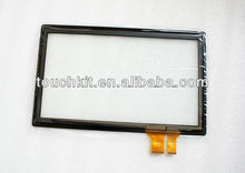 TK 27 Inch Projected Capacitive Touch Screen Size Multi Touch Panel With USB/RS232 Controller