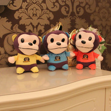 plush monkey toys/promotion monkey plush toys /Hot animal big lip stuffed plush monkey toys