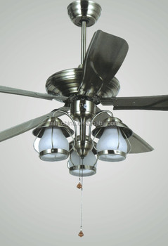 52'' MFL5214 DELUXE DECORATIVE ceiling fan with light