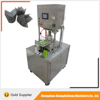 Flame Shape Paper Cup Machine /Tulip Cake Cup Machine Factory Directly Sale from China