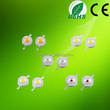 High power IR led 1w 780nm 790nm 800nm led