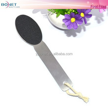 BFF0065 High Quality Stainless Steel Pedicure Foot File