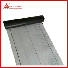Chinese manufacture for cheap sand finished 1.2mm self-adhesive roofing waterproof membrane as roof underlayment for metal roof