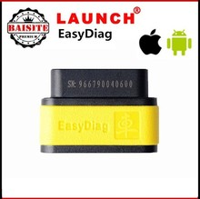 In Stock!!!original Launch X431 EasyDiag 2.0 Diagnostic Tool Easy diag for Android/iOS auto obd2 diagnsotic Scanner best price