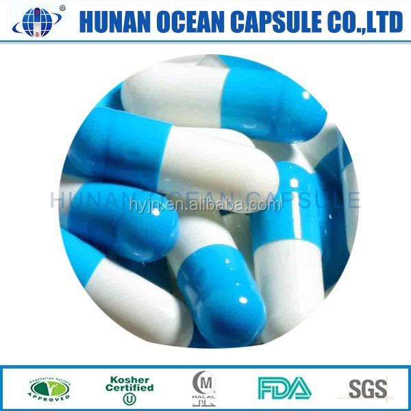 blue purple red green hard empty color capsule
