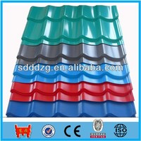 prepainted gi galvanized corrugated steel roofing sheet specifications