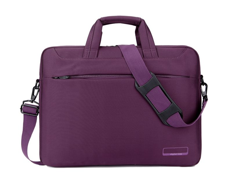 "Assorted Colors laptop computer bag with Handle & Shoulder Strap 15.6"" Executive Case"