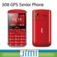 JIMI Mobile Phones For Elderly SOS Emergency Button Family GPS Tracking Device Ji08
