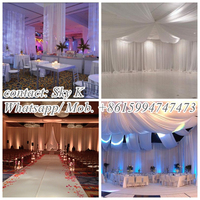 wholesale tissue paper tassel garland,paper tassel string garland in good quality wedding backdrop decorations