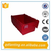 Plastic moving box/Nestable and stackable container
