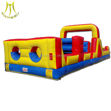 Hansel inflatables bounced water amusement park and kids party games adult jumpers bouncers