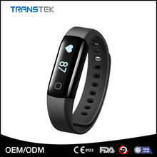 Waterproof Pedometer Bluetooth fitness tracker smart bracelet with sleep monitor