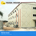 Chinese Manufacture Factory Cheap Price Mobile Steel Frame Prefab House Transportable Portable Prefabricated 3 Story Houses