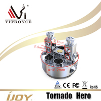 Good quality Tornado Hero, IJOY Tornado Hero Adjustable Juice Flow Control Tank New comming