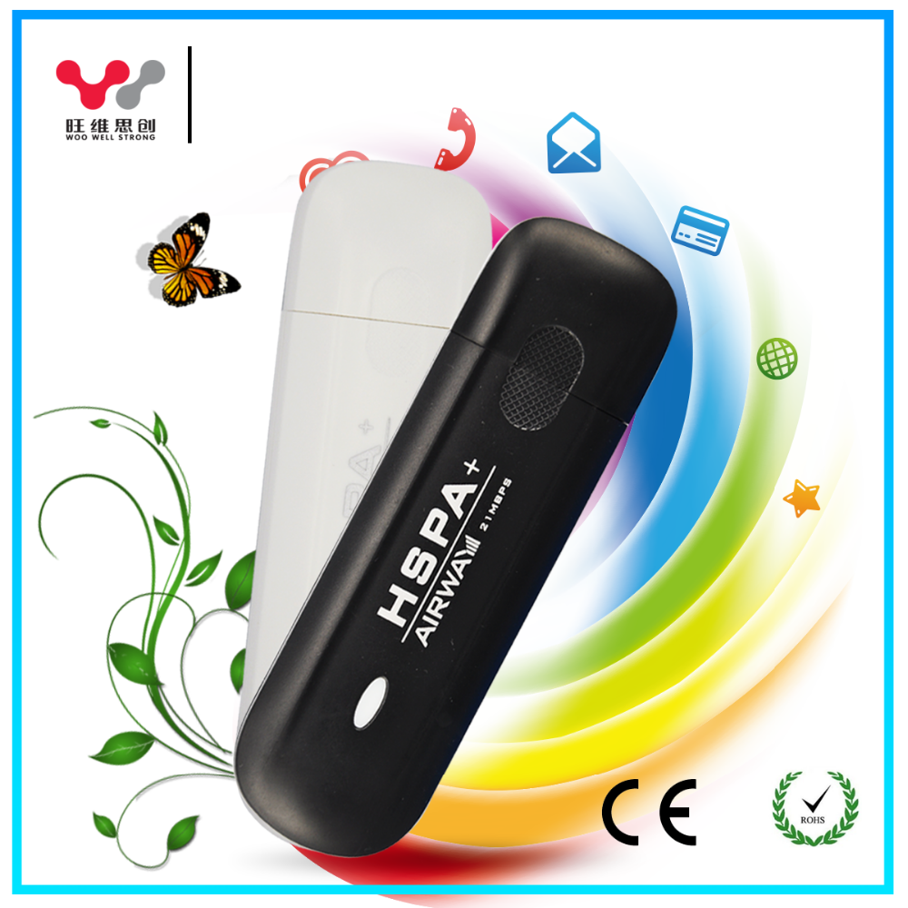 Multi sim card 3g dongle usb 2.0 driver modem hspa+ support android