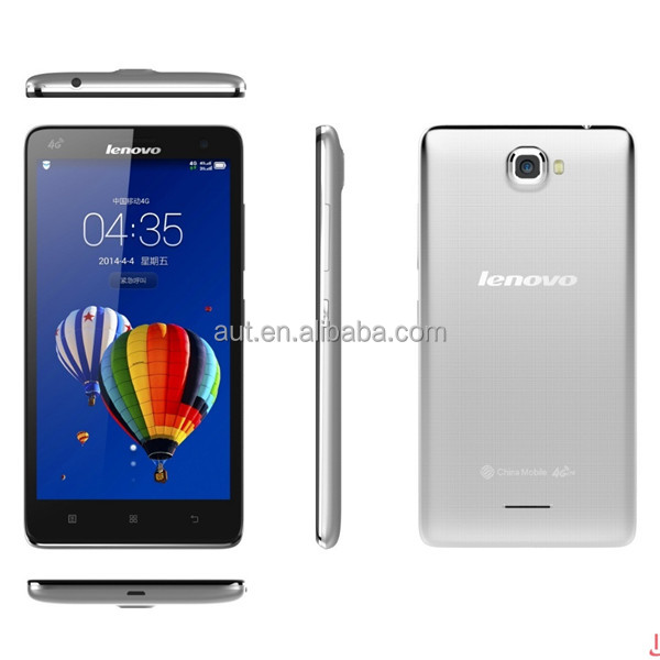 HOT!!! Quad core 5.5 Inch 4G smart phone Dual sim slim mobile phone S856 Lenovo