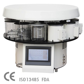 Advanced Carousel type Vaccum Automated Tissue Processor