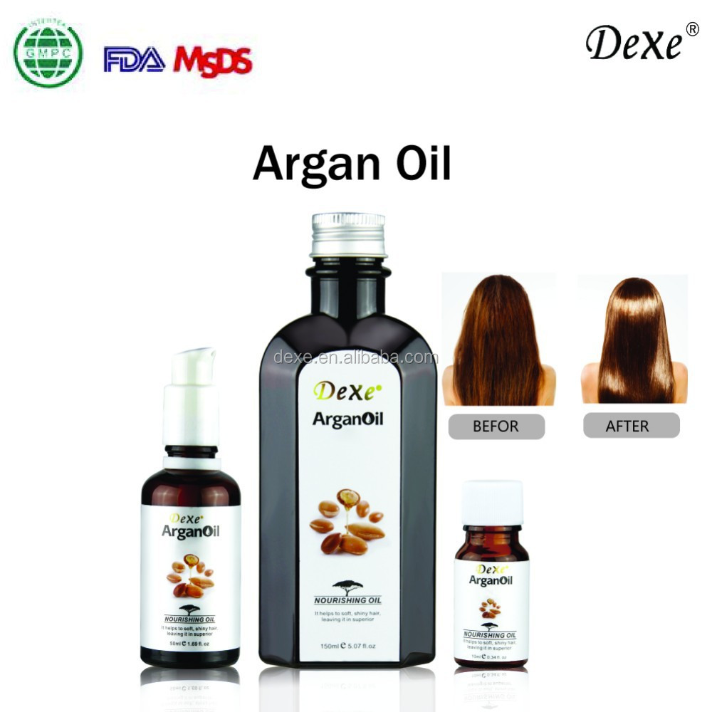 restore hair Argan oil wholesale of bulk for make hair soft and silky with private label