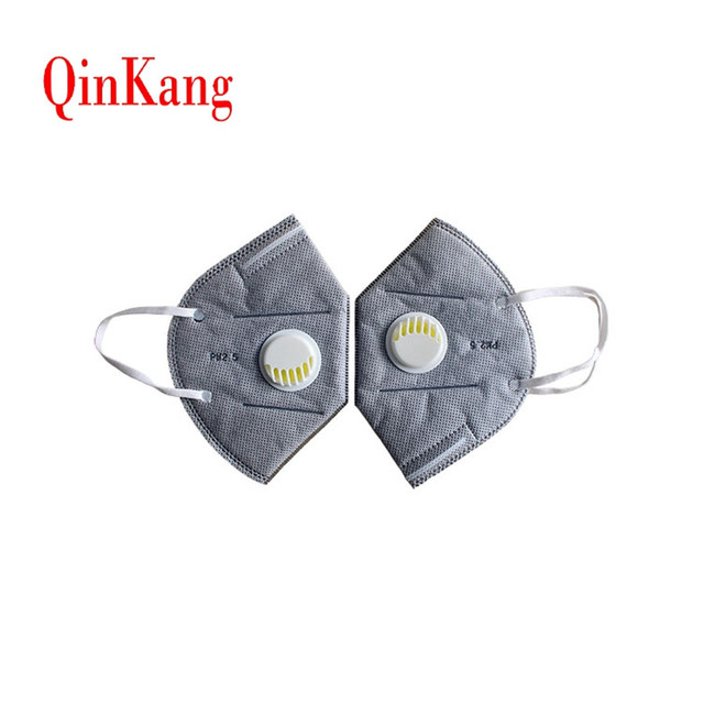 New Folded shape Good Sealed winter face mask pollution air mask