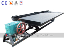 Fiber glass 6-S Shaking table using for copper plastic separator