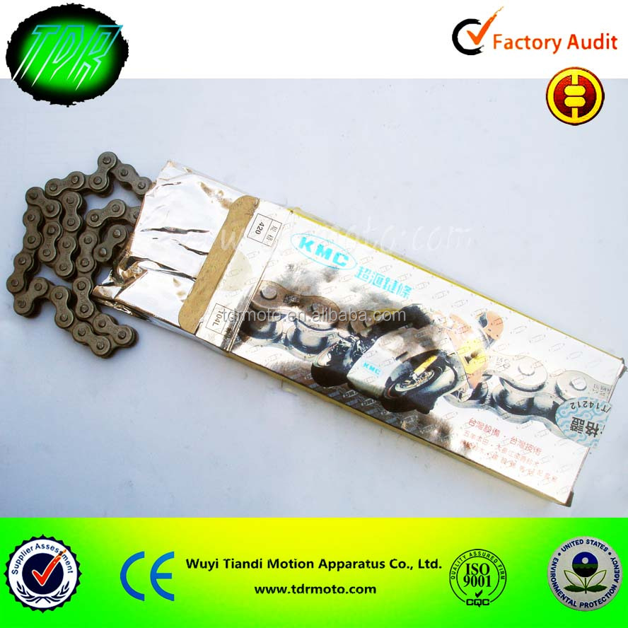 Dirt bike 420 428 chain