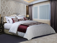 Very cheap products hotel bed sheet sets supplier on alibaba