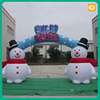 New style durable party inflatable halloween arch