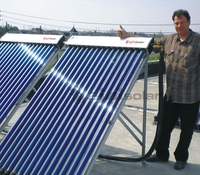 Solar Heating Product Sustainable Energy