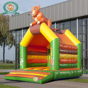 Factory price Used commercial bounce houses inflatable bouncer castle for adult
