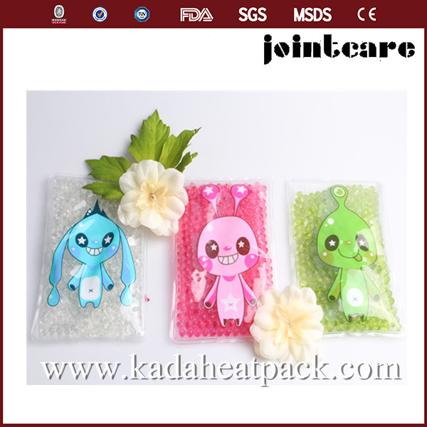 Soft ice pack, cute gel pack, samll cold pack