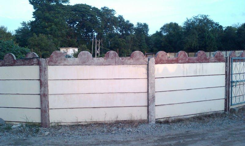 Prefabricated Compound Wall : Prefabbricato muro di cinta altri cartelli id prodotto