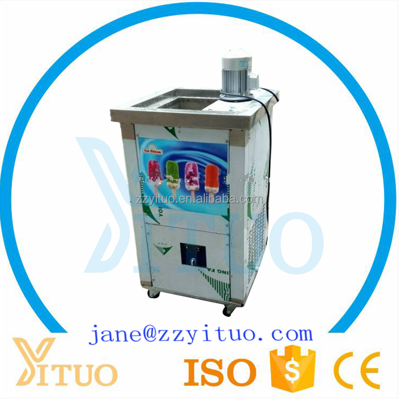 Full Automatic Speediness Popsicle Machine Ice Lolly Machine For Sale