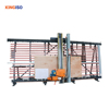 Composite Aluminum Grooving and Cutting Machine KI-4116 Vertical Panel Saw