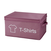 oem non woven fabric covered foldable storage container and Cute Storage Box with lid