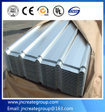 color coated corrugated zinc metal roofing with cheaper price