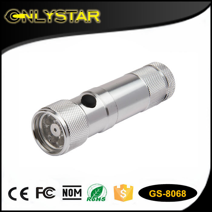 Experienced shockproof laser torch light