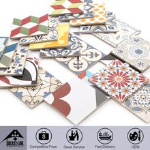 Top Sales Attractive Brand New Design Wholesale Price Hand Painted Decorative Ceramic Tiles