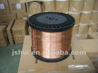 swg 34 copper clad aluminium enamel coated wire for winding electric motor