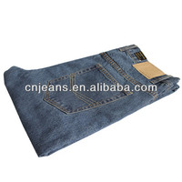 GZY classic stock men 100% cotton plus size jeans