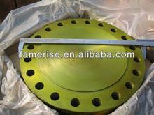 Hot selling bs10 table e carbon steel forged flange with low price