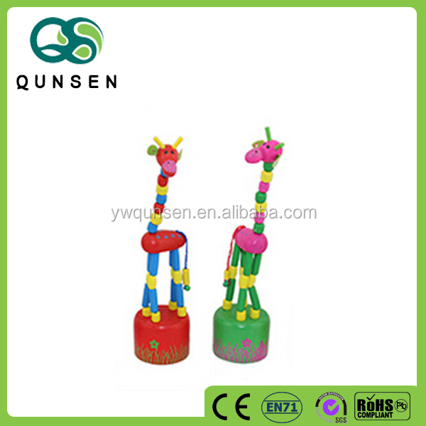 Yiwu wholesale craft products push up hand carved painted for Wholesale craft supplies in bulk